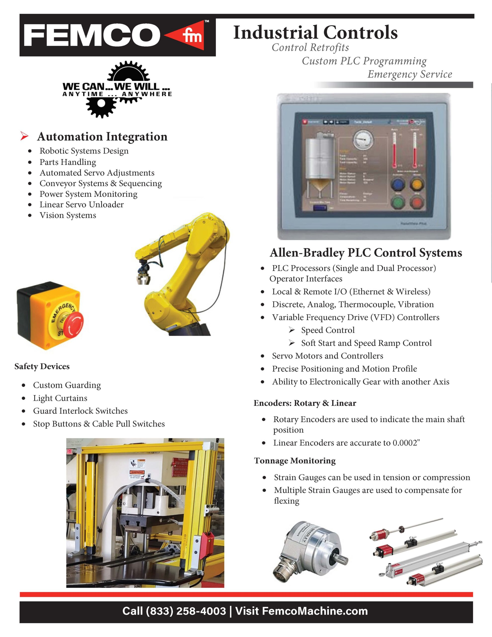 FEMCO SALES SHEET; Industrial Controls August 2020 3_Page_1