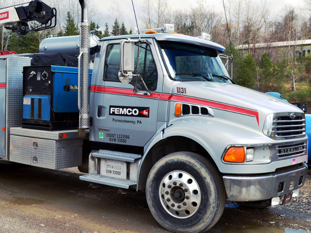 Expert field services with FEMCO