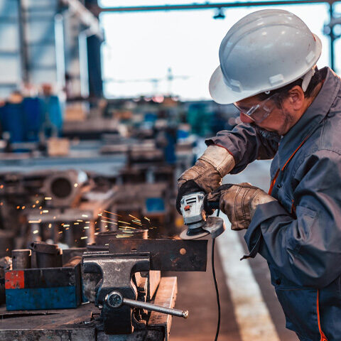 Industrial Manufacturing Industry supported by FEMCO