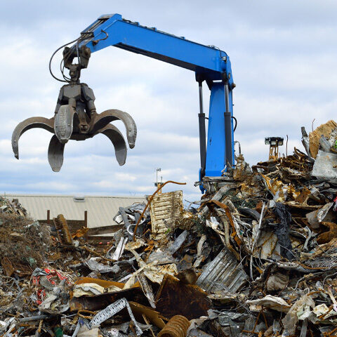 Recycling & Scraping Industry supported by FEMCO